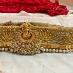 Gold Lakshmi kasu