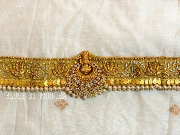 Gold Lakshmi kasu1