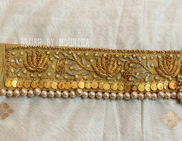 Gold Lakshmi kasu3