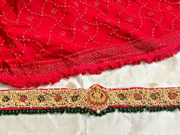 Lakshmi pearl red1