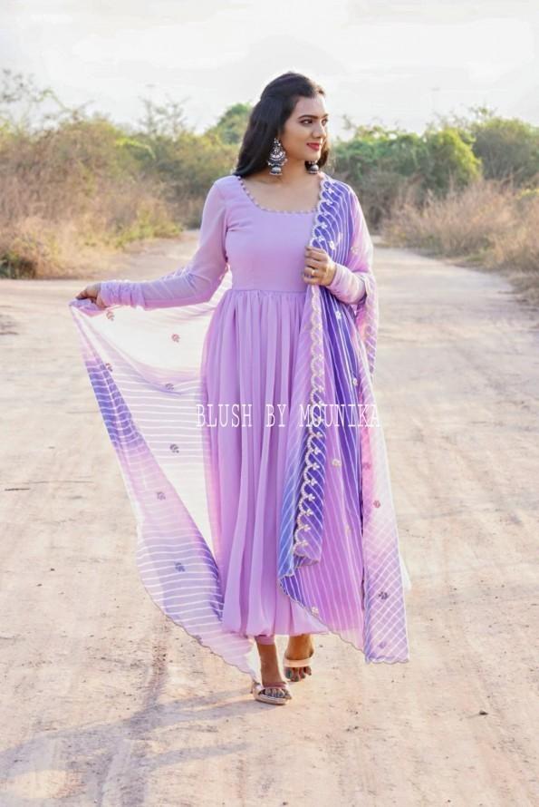 Lavender Leheriya-1